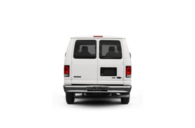 Surround Rear Profile 2010 Ford E-350 Super Duty