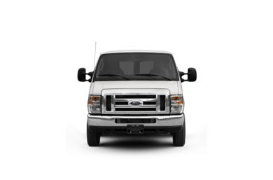 Surround Front Profile  2010 Ford E-350 Super Duty