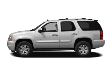 90 Degree Profile 2010 GMC Yukon
