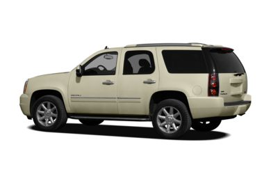 Surround 3/4 Rear - Drivers Side  2010 GMC Yukon