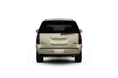 Surround Rear Profile 2010 GMC Yukon
