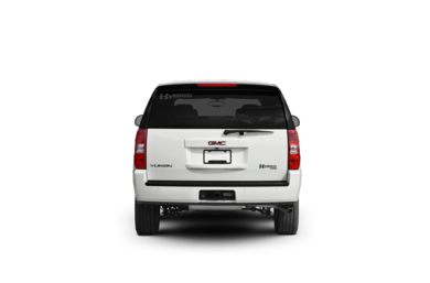 Surround Rear Profile 2010 GMC Yukon Hybrid