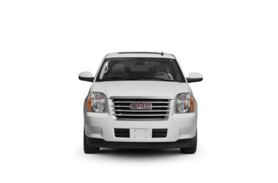 Surround Front Profile  2010 GMC Yukon Hybrid