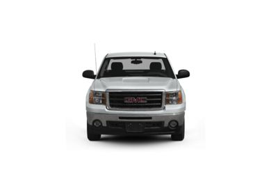 Surround Front Profile  2010 GMC Sierra 1500