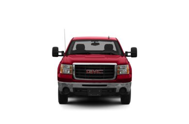Surround Front Profile  2010 GMC Sierra 2500HD