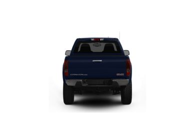 Surround Rear Profile 2010 GMC Canyon
