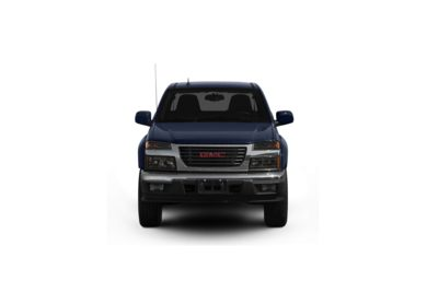 Surround Front Profile  2010 GMC Canyon