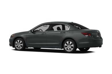 Surround 3/4 Rear - Drivers Side  2010 Honda Accord