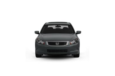 Surround Front Profile  2010 Honda Accord