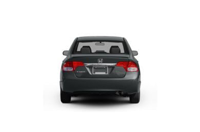 Surround Rear Profile 2010 Honda Civic