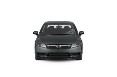 Surround Front Profile  2010 Honda Civic