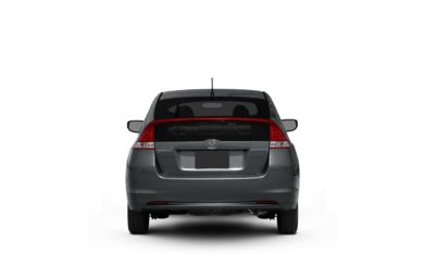 Surround Rear Profile 2010 Honda Insight