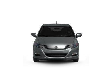 Surround Front Profile  2010 Honda Insight