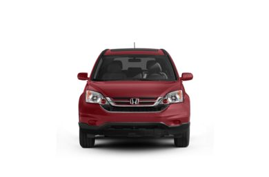 Surround Front Profile  2010 Honda CR-V