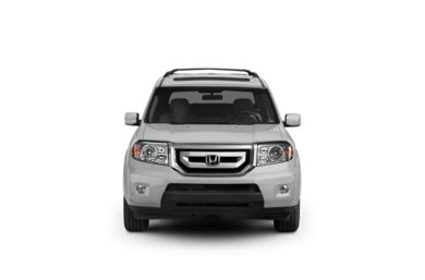 Surround Front Profile  2010 Honda Pilot