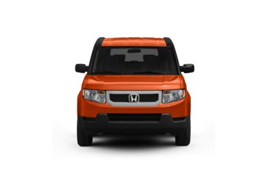Surround Front Profile  2010 Honda Element
