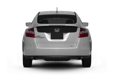 Rear Profile  2010 Honda Crosstour