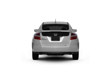 Surround Rear Profile 2010 Honda Crosstour