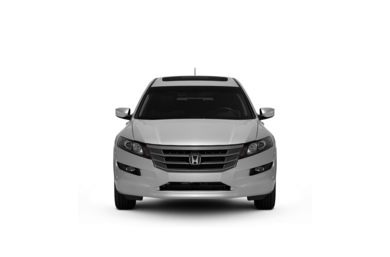 Surround Front Profile  2010 Honda Crosstour