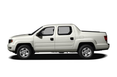 90 Degree Profile 2010 Honda Ridgeline
