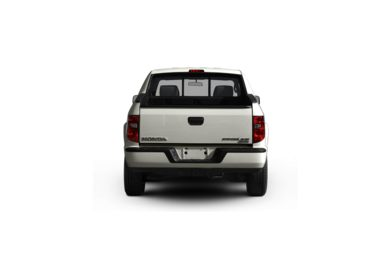 Surround Rear Profile 2010 Honda Ridgeline