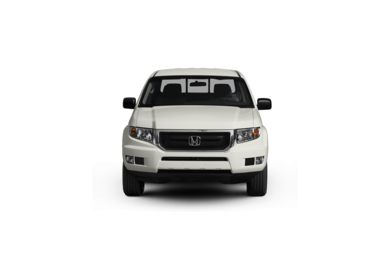 Surround Front Profile  2010 Honda Ridgeline