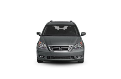 Surround Front Profile  2010 Honda Odyssey