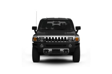 Surround Front Profile  2010 HUMMER H3 SUV