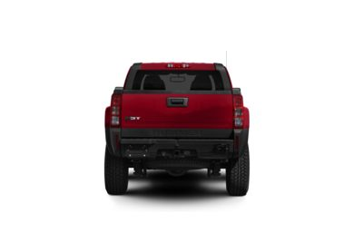 Surround Rear Profile 2010 HUMMER H3T