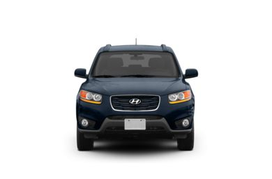 Surround Front Profile  2010 Hyundai Santa Fe