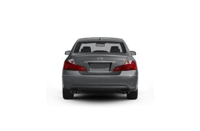 Surround Rear Profile 2010 Infiniti M35x