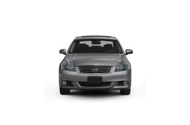 Surround Front Profile  2010 Infiniti M35x