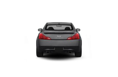 Surround Rear Profile 2010 Infiniti G37 Coupe