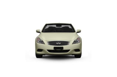 Surround Front Profile  2010 INFINITI G37 Convertible