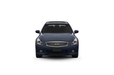 Surround Front Profile  2010 Infiniti G37 Sedan