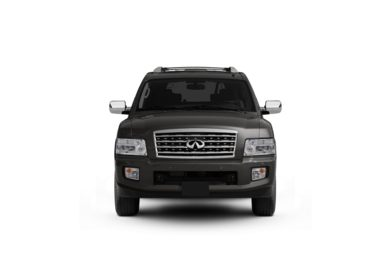 Surround Front Profile  2010 Infiniti QX56