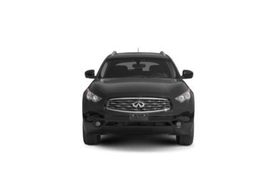 Surround Front Profile  2010 INFINITI FX50