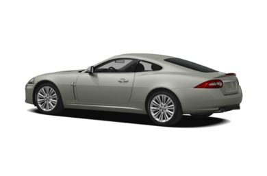 Surround 3/4 Rear - Drivers Side  2010 Jaguar XK