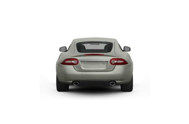 Surround Rear Profile 2010 Jaguar XK