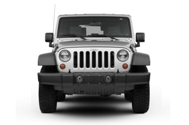 Grille  2010 Jeep Wrangler