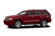 3/4 Front Glamour 2010 Jeep Grand Cherokee