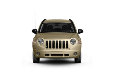 Surround Front Profile  2010 Jeep Compass