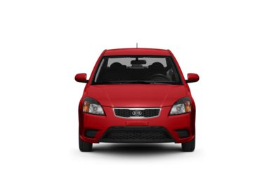 Surround Front Profile  2010 Kia Rio