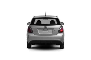 Surround Rear Profile 2010 Kia Rio5