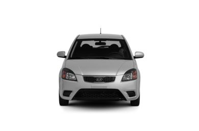 Surround Front Profile  2010 Kia Rio5