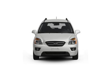 Surround Front Profile  2010 Kia Rondo