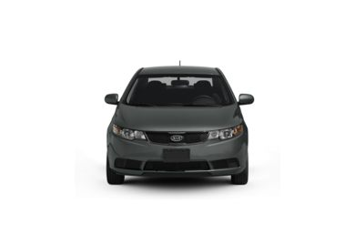 Surround Front Profile  2010 Kia Forte