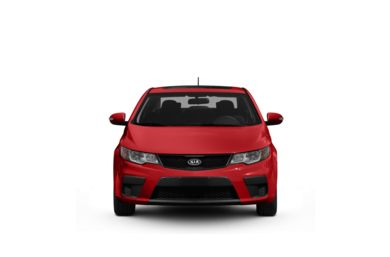 Surround Front Profile  2010 Kia Forte Koup