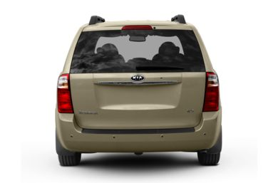 Rear Profile  2010 Kia Sedona