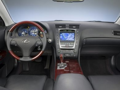 OEM Interior Primary  2011 Lexus GS 450h